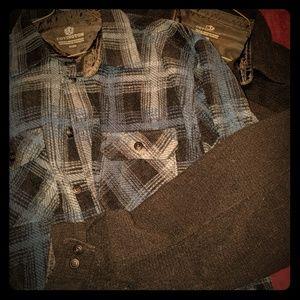 2 Covington shirts